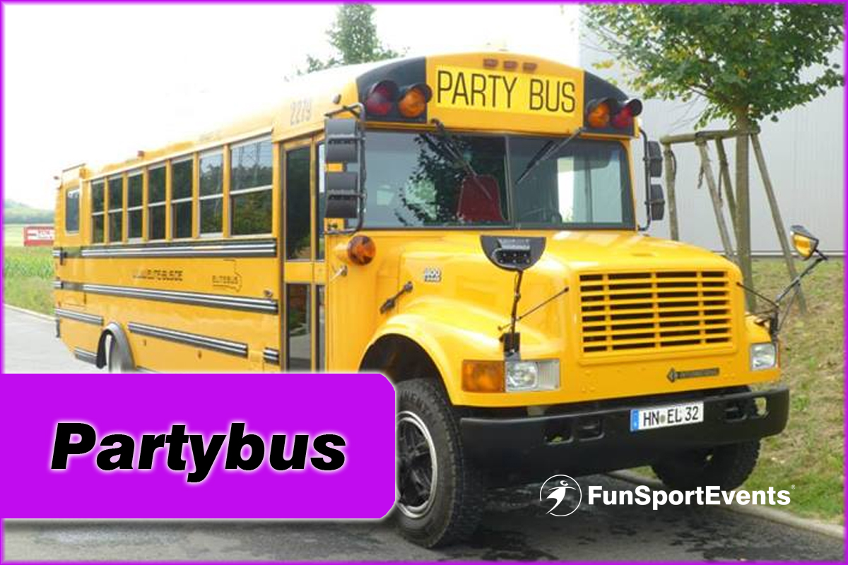 FunSportEvents Partybus